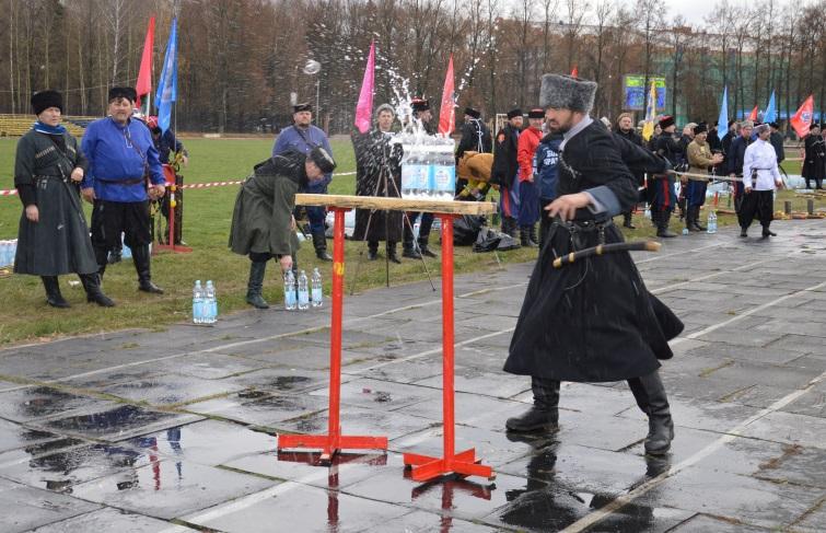 В Смоленской области пройдет чемпионат по рубке шашкой