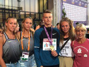 Десять надежд смоленской легкой атлетики
