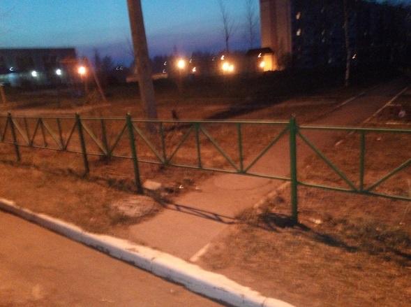 «На тротуаре вырос забор». Смолянам предложили заняться бегом с препятствиями