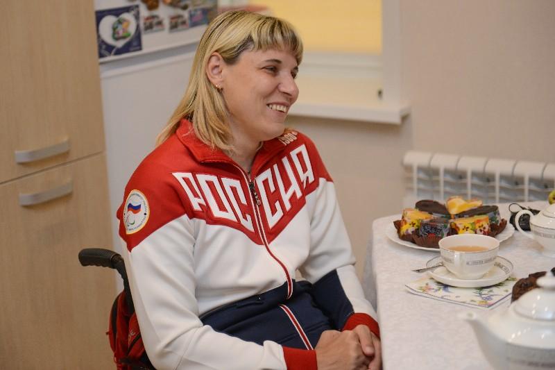 Смоленская параспортсменка поставила два всероссийских рекорда