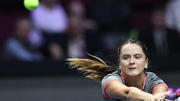 Гаспарян проиграла Ван Цян в первом круге турнира в Праге
