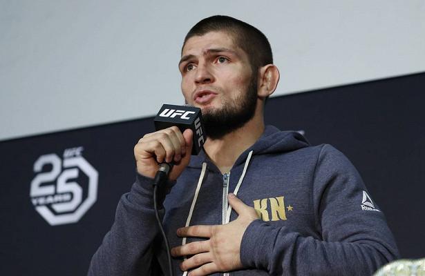 Чемпион UFC Нурмагомедов проведет поединок с Порье 7 сентября в Абу-Даби