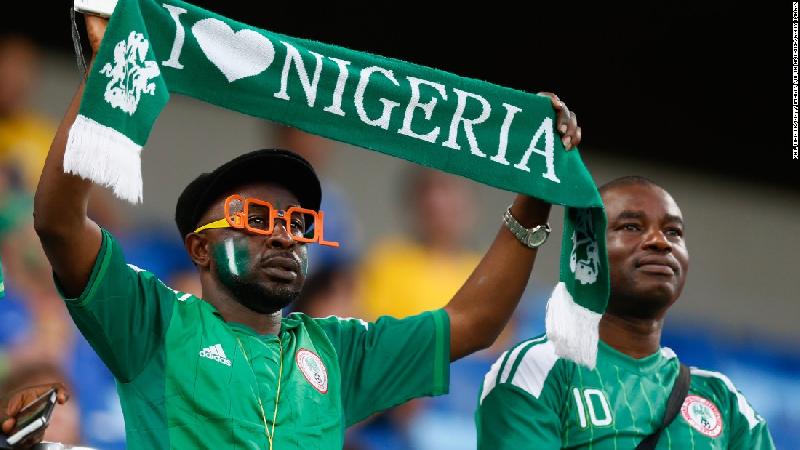 В Смоленске задержали футбольного фаната из Нигерии