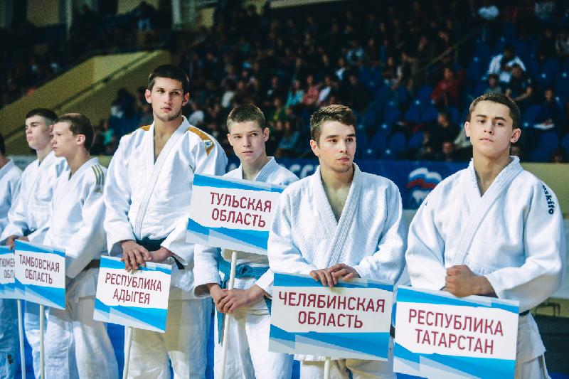 В Смоленске стартовал межрегиональный турнир по дзюдо среди юниоров