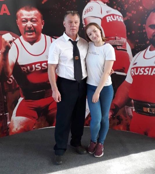 Смолянка на всероссийских соревнованиях по пауэрлифтингу выполнила норматив мастера спорта