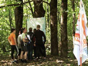 В Смоленске прошли Всероссийские массовые соревнования по спортивному ориентированию