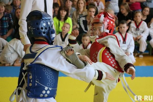 В Смоленской области прошел Третий фестиваль по тхэквондо «Кубок ЮНИПРО»