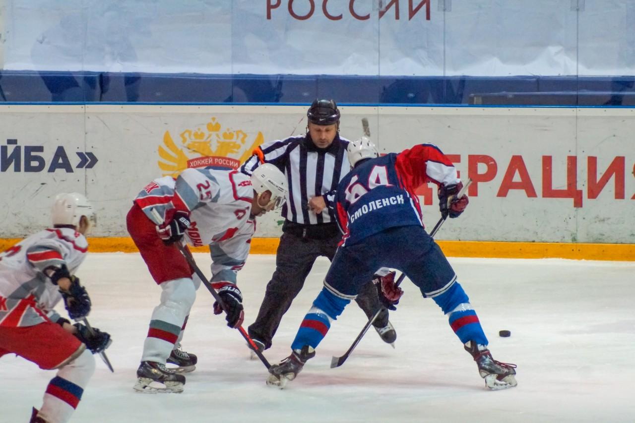 СГАФКСТ стал чемпионом Смоленской области по хоккею