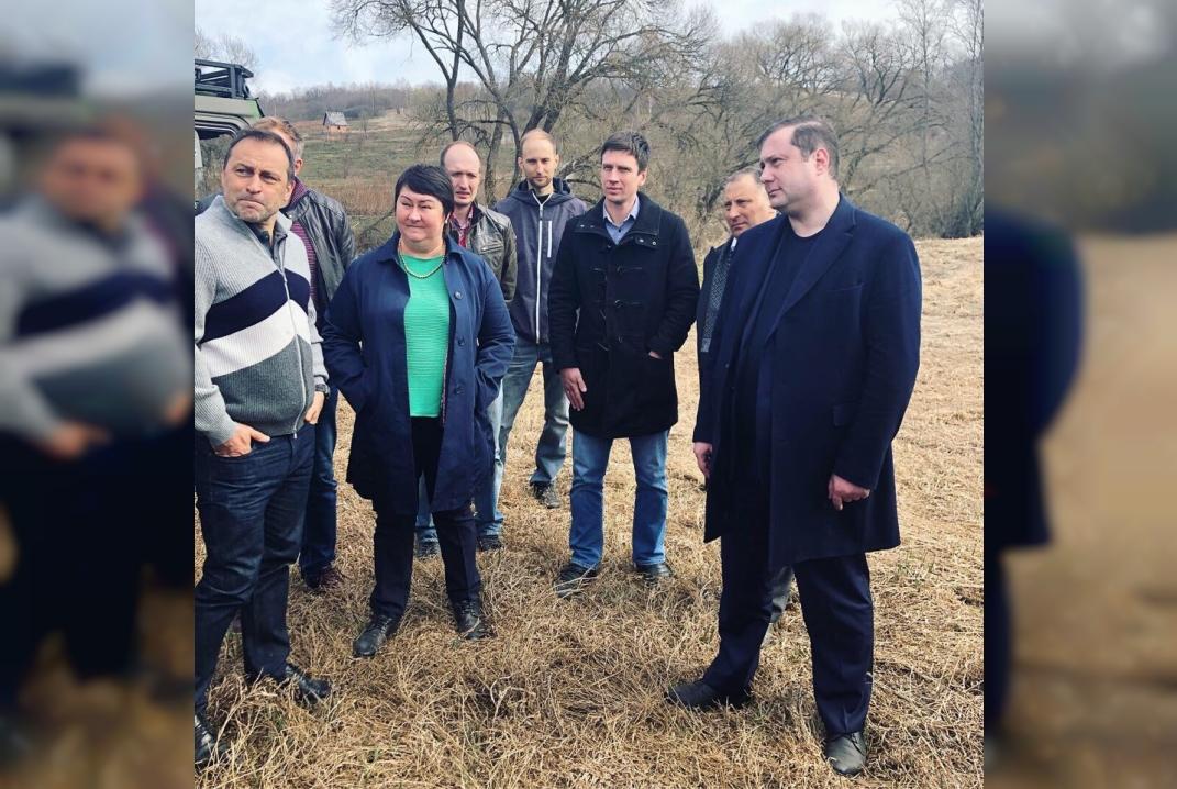 Стало известно, когда под Смоленском начнется строительство горнолыжного комплекса