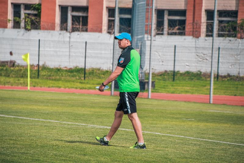 Евгений Марков: «Красный-СГАФКСТ» прогрессирует, чтобы встать на профессиональные рельсы»