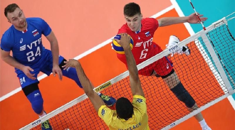 Смоленский волейболист получил вызов в сборную России