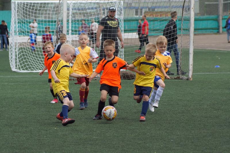 Avtodor Cup: детский праздник футбола в Смоленске