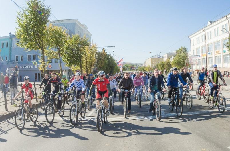 Стал известен точный маршрут смоленского велопарада-2019