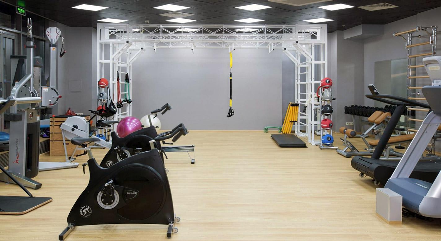 Лучшее и надежное оборудование для тренажерного зала