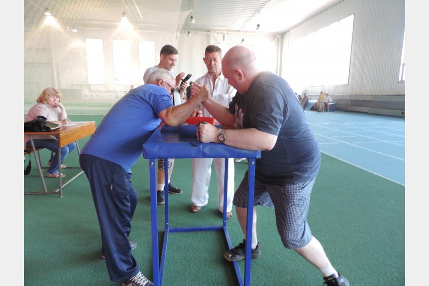 В Смоленске состоялась традиционная спартакиада среди людей с ограниченными возможностями