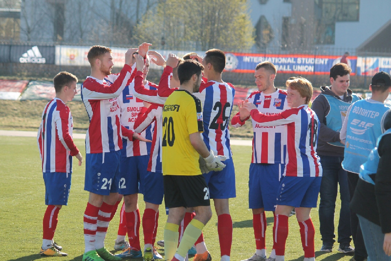 Футболисты СГАФКСТ обыграли соперника из Екатеринбурга