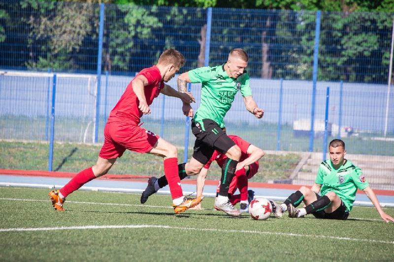 «Красный-СГАФКСТ» в Смоленске обыграл «Елец»