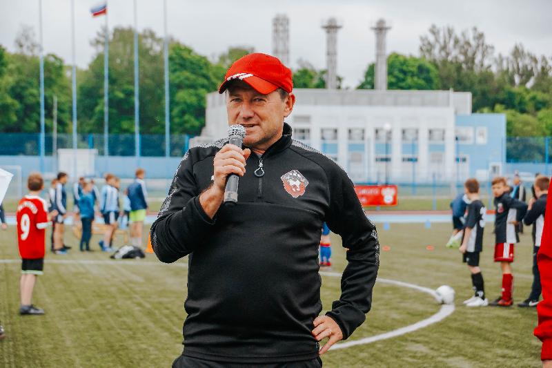 Олег Стогов: «Футболисты «Смоленска» не будут проявлять безразличие на поле»
