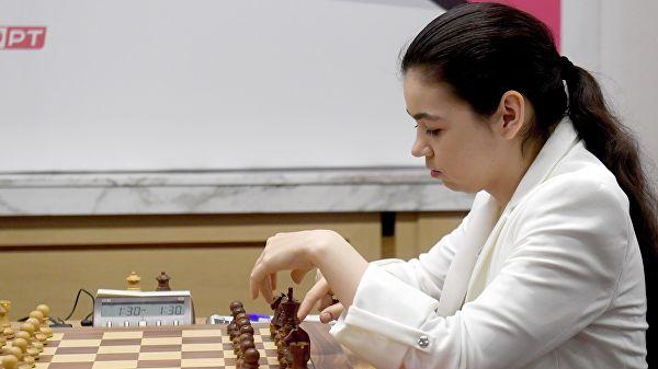 Горячкина досрочно выиграла шахматный турнир претенденток ФИДЕ