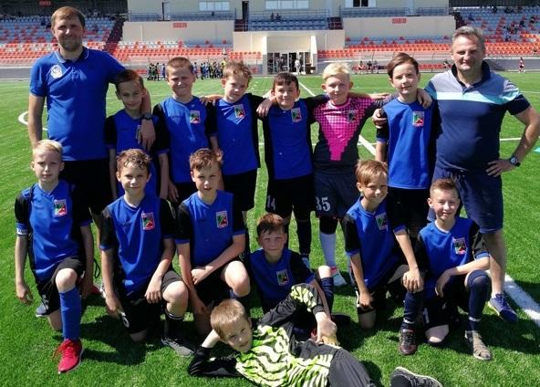 Смоленские футболисты стали четвертыми на межрегиональном турнире