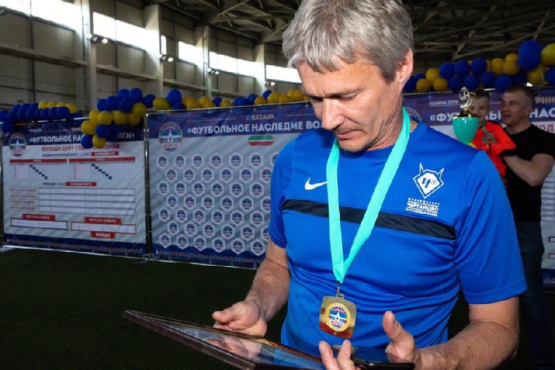 Тренер «Чертаново»: «Наш клуб пристально следит за смолянином Глушенковым»