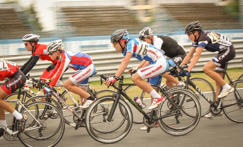 Стартовал чемпионат Смоленской области по велоспорту на шоссе