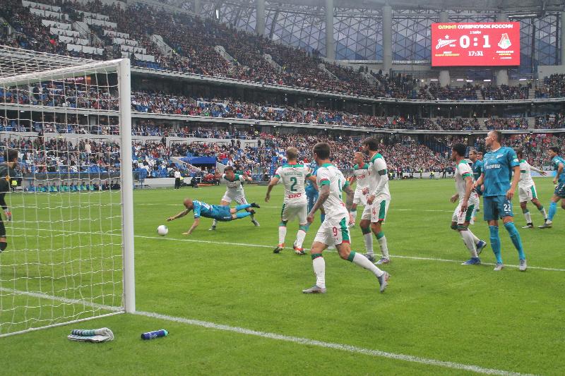 «Триумф «Локомотива», стадион-красавец и просто Красава». Как «Рабочий путь» зарядил Юрия Палыча на победу