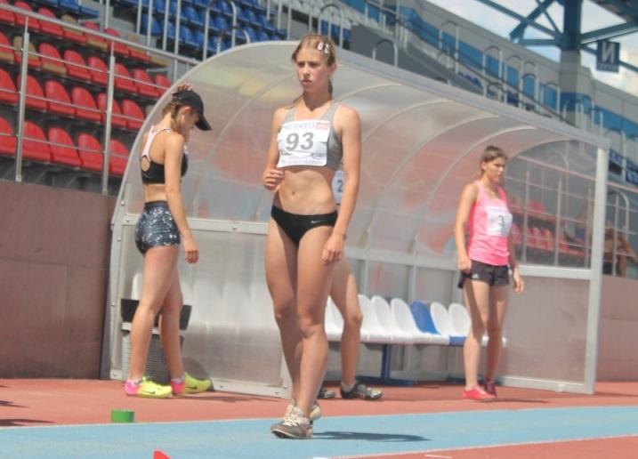 Смоленские легкоатлеты завоевали три медали на первенстве России