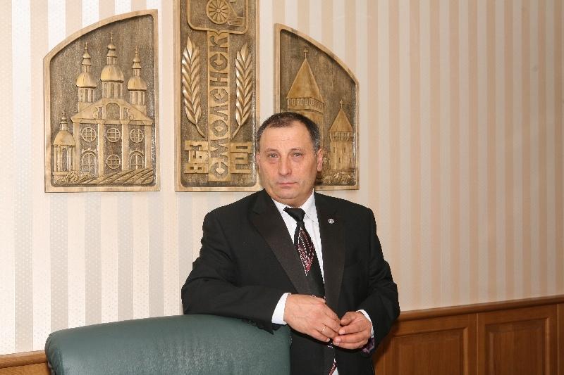Георгий Грец: «Смоленску нужна пауза в ПФЛ. Мастерская»