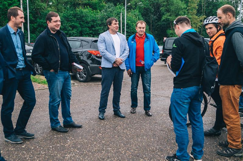 В Смоленске обсудили развитие велокультуры