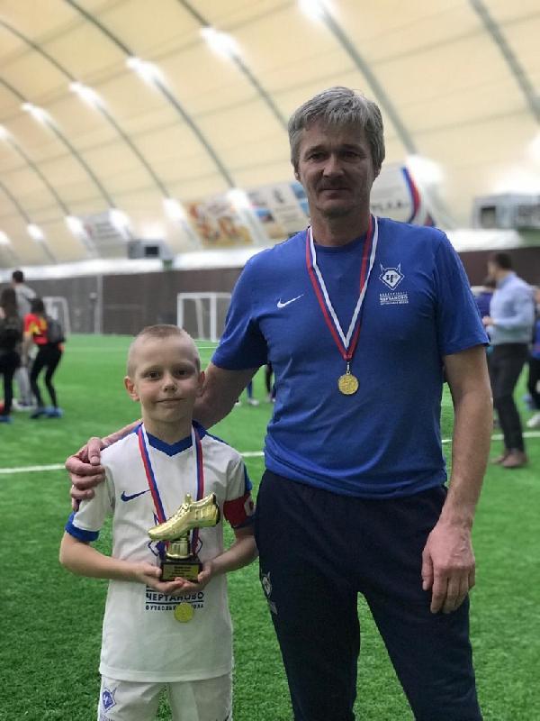 В Смоленске пройдет мастер-класс тренеров «Чертаново»