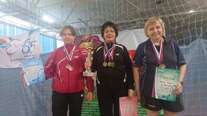 Смолянка выиграла чемпионат Европы по настольному теннису