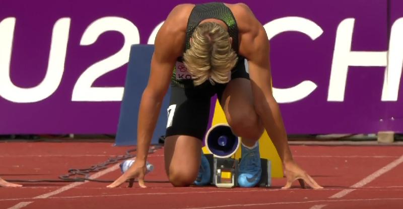 Смоленский легкоатлет идет шестым после первого дня первенства Европы
