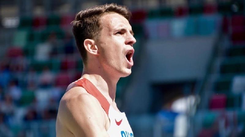 Смолянин выиграл «бронзу» чемпионата России по легкой атлетике