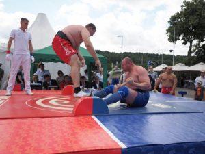 Смоленский богатырь первенствовал на соревнованиях в Москве