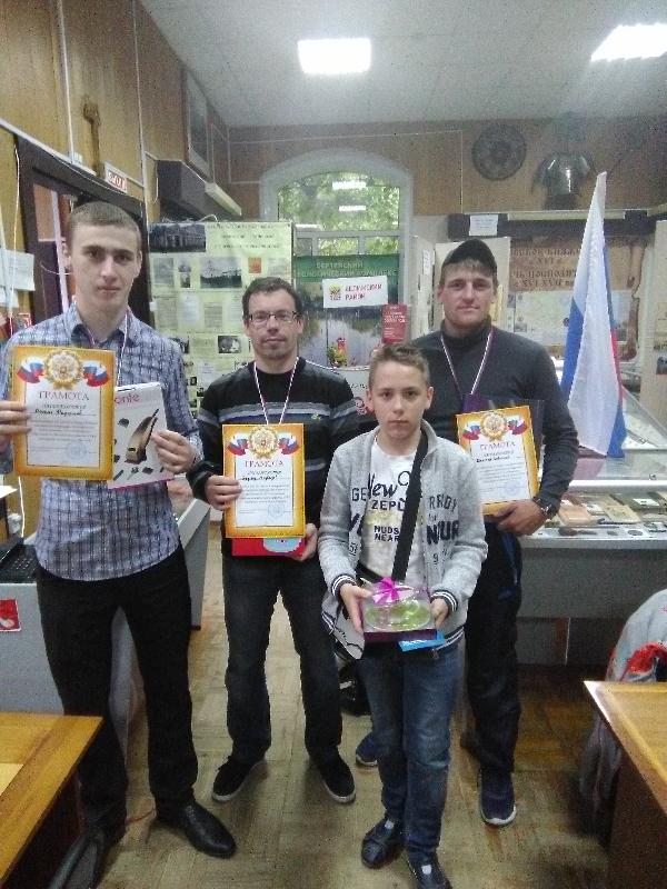 В Смоленской области прошел шахматный турнир