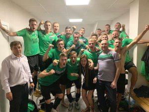 Про футболистов из Смоленска написало федеральное СМИ