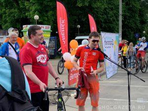 Алексей Островский приглашает смолян обсудить проблемы развития велоспорта