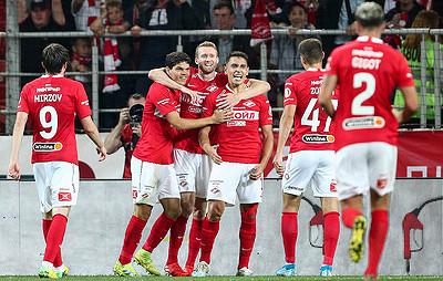 «Спартак» обыграл «Тун» и вышел в раунд плей-офф квалификации Лиги Европы