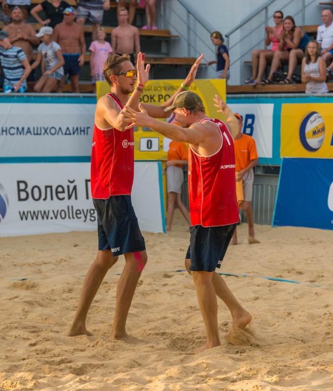 Смоленский волейболист выиграл «серебро» Кубка России