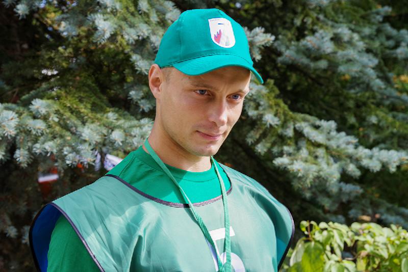 Смолянин Артем Чистяков взял «серебро» на Всероссийской конкурсе «Лучший лесной пожарный России – 2019»