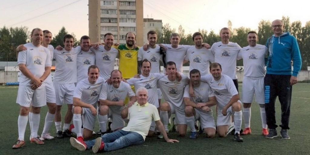 «Союз» выиграл чемпионат Смоленска по футболу