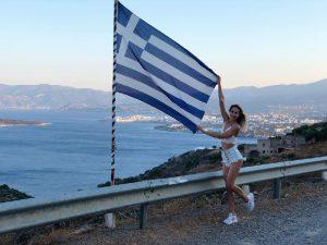Смоленский спортсмен сыграл свадьбу в Греции и снял об этом видео