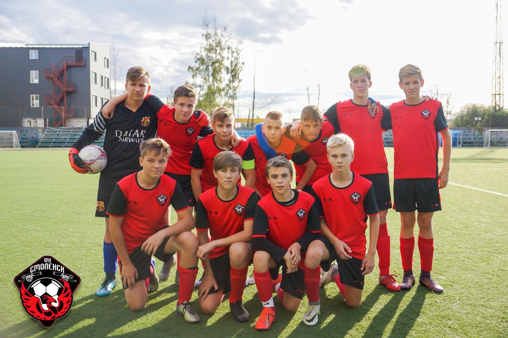 Смоляне сыграют в Кубке Российского футбольного союза среди юношеских команд