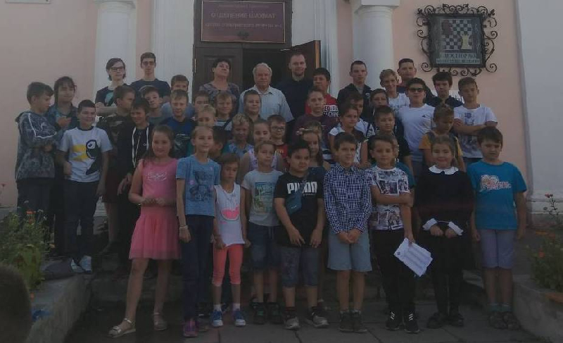 В Смоленске прошел шахматный фестиваль