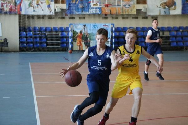 Смоленск стал центром любителей баскетбола