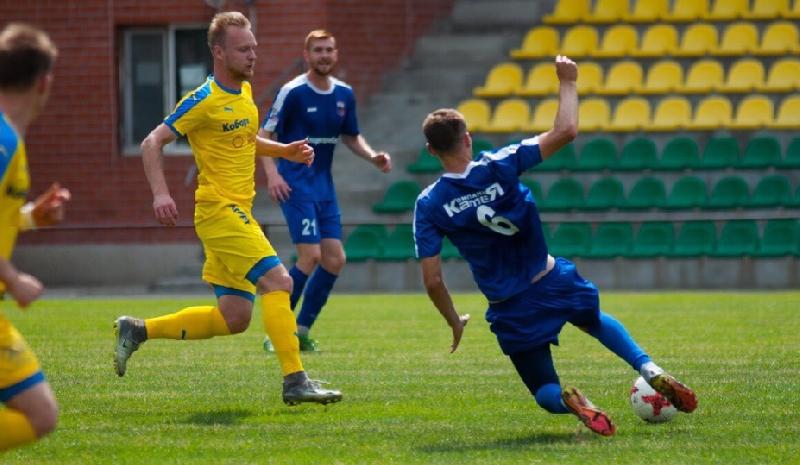 Смоленские футболисты стартуют в НСФЛ