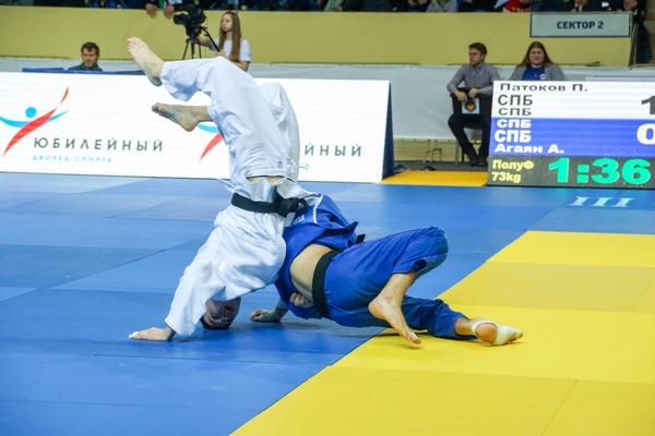 В Смоленске пройдет крупный турнир по дзюдо