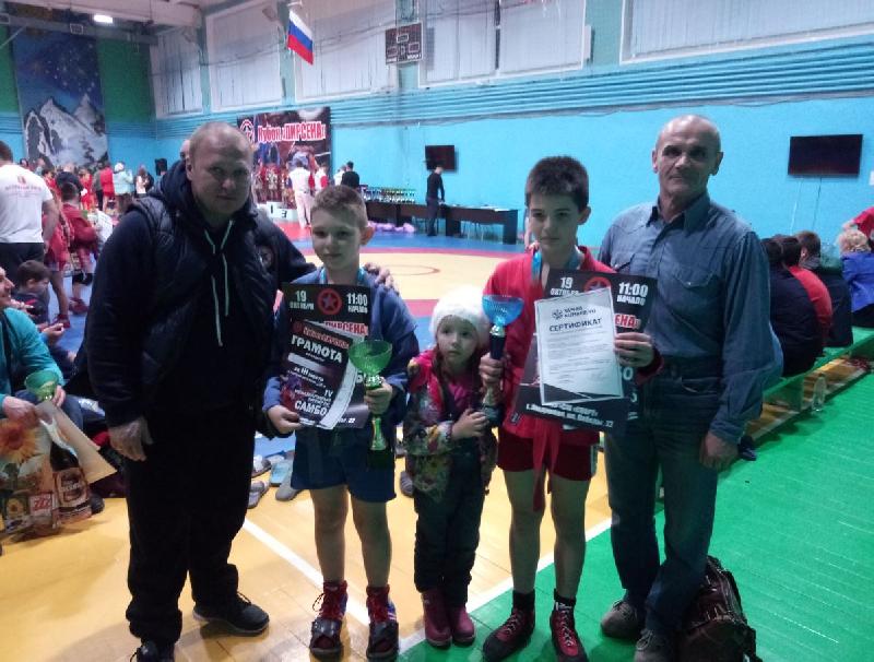 Смоленские самбисты выиграли две медали на международном турнире