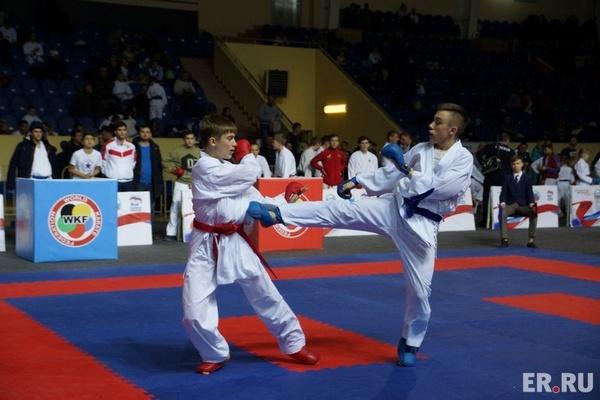 В Смоленске состоится международный турнир по каратэ